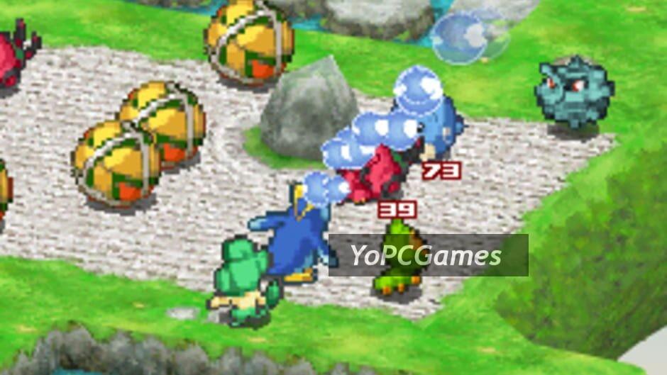 pokémon conquest screenshot 4