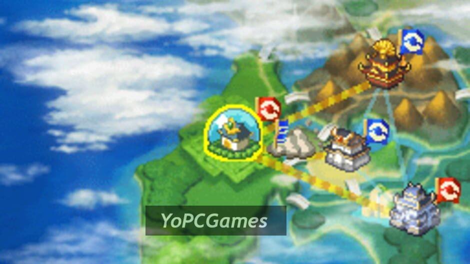 pokémon conquest screenshot 5