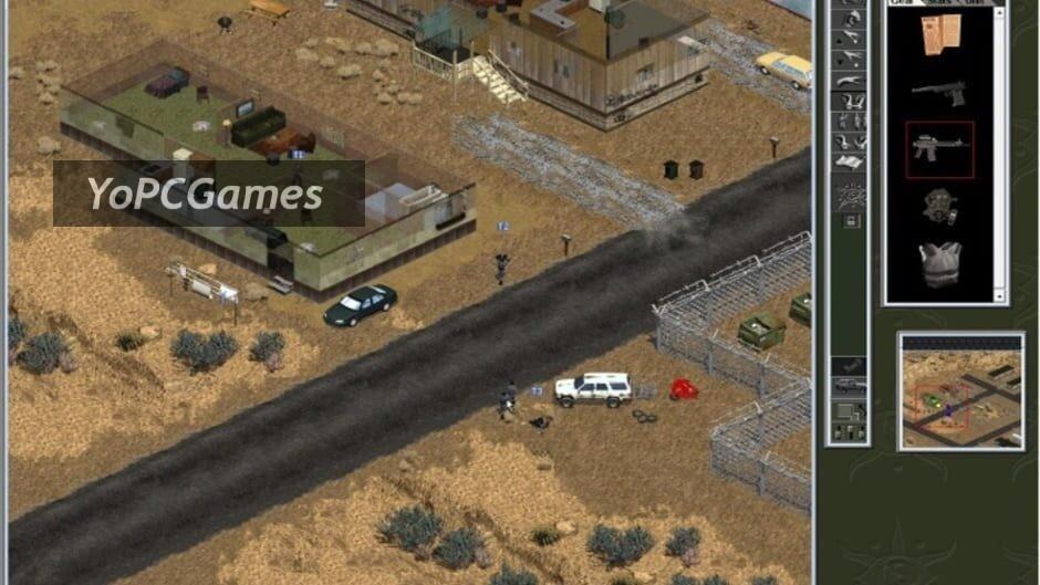 police quest: swat 2 screenshot 2