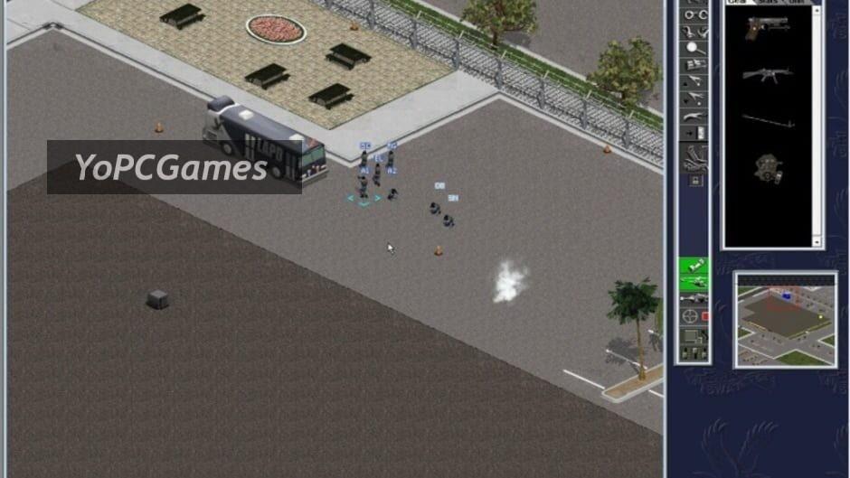 police quest: swat 2 screenshot 4