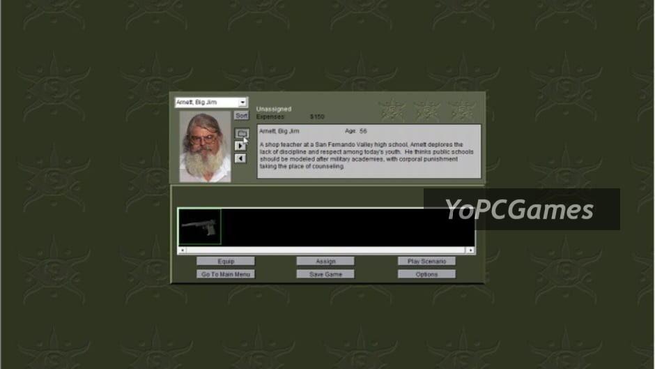 police quest: swat 2 screenshot 5