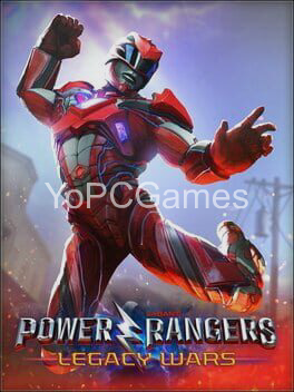 power rangers: legacy wars pc game