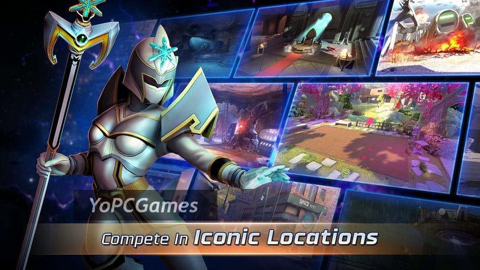 power rangers: legacy wars screenshot 3
