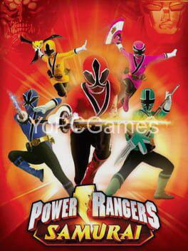 power rangers samurai cover