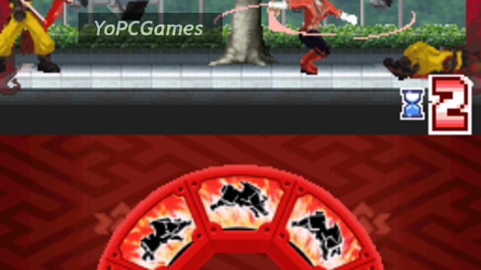 power rangers samurai screenshot 3