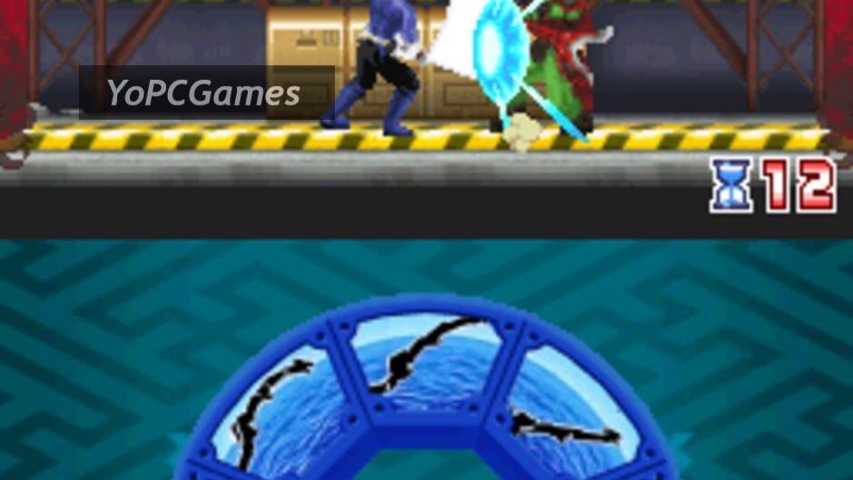 power rangers samurai screenshot 5