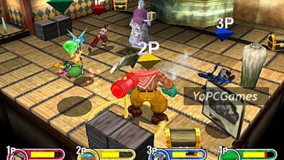 power stone screenshot 1