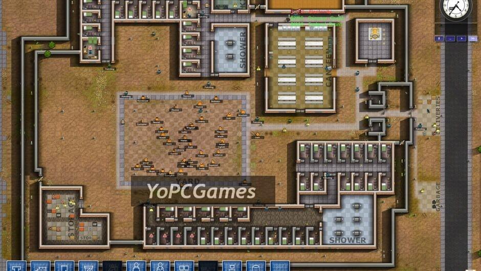 prison architect screenshot 3