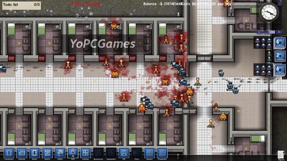 prison architect screenshot 5
