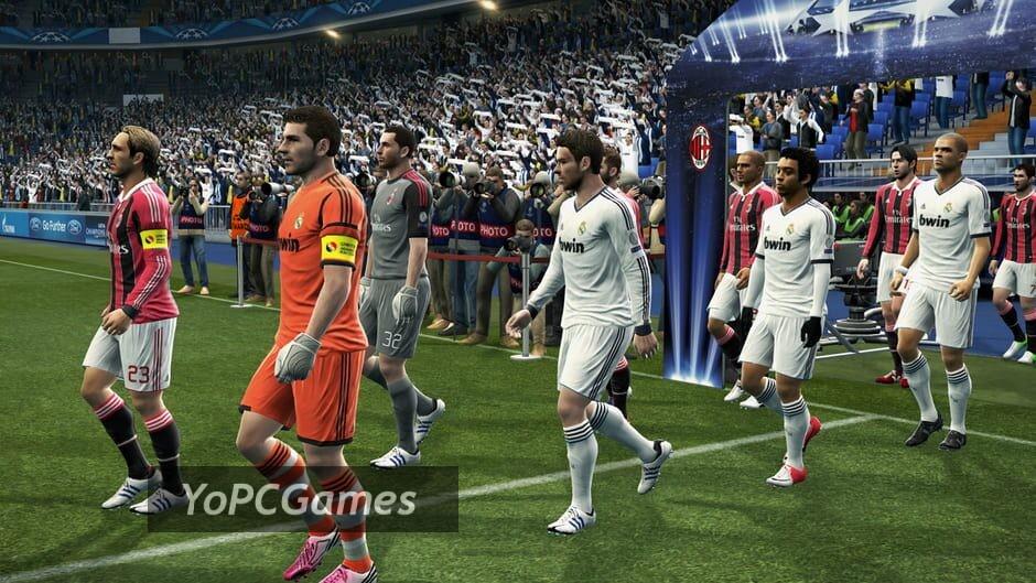 pro evolution soccer 2013 screenshot 1