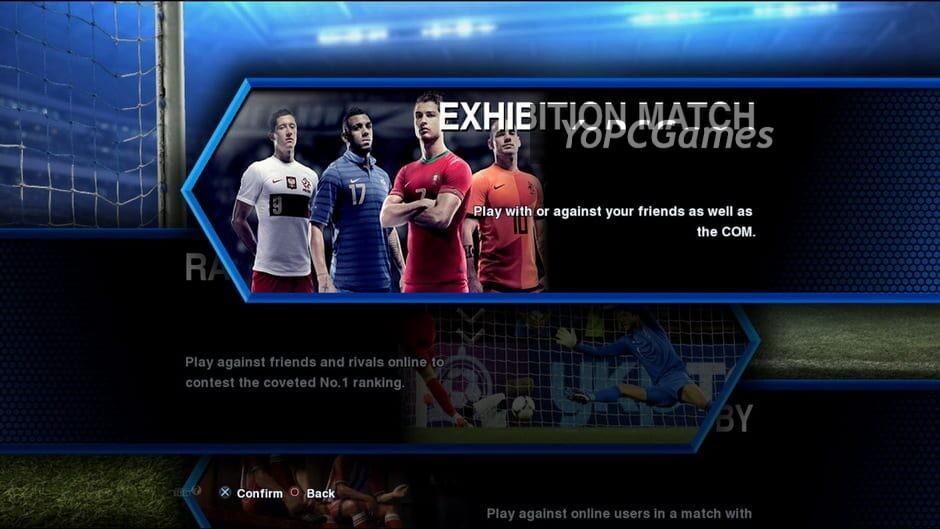 pro evolution soccer 2013 screenshot 2