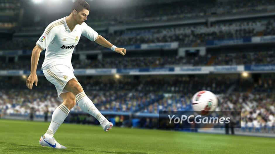 pro evolution soccer 2013 screenshot 4