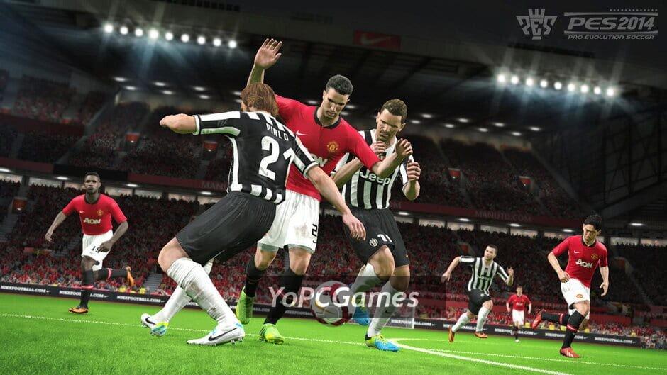 pro evolution soccer 2014 screenshot 3