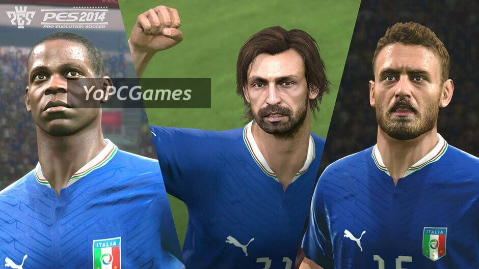 pro evolution soccer 2014 screenshot 4
