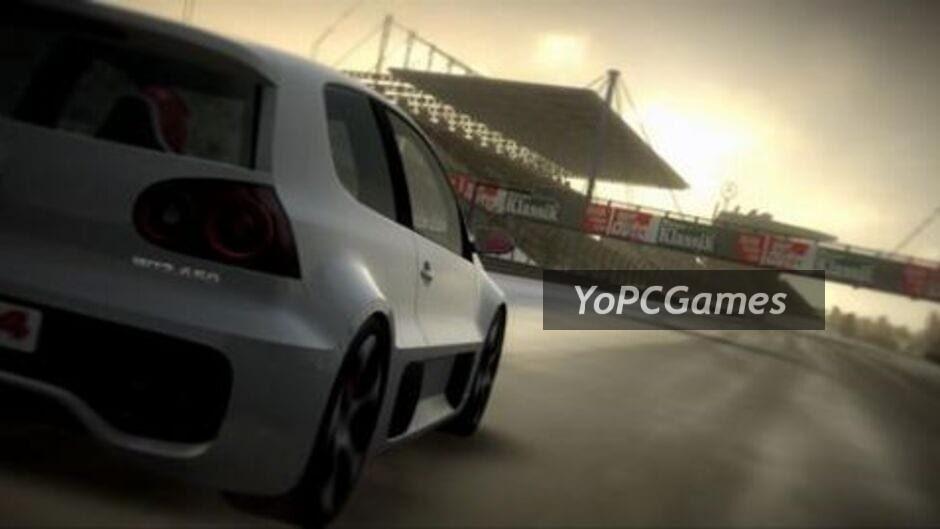 project gotham racing 4 screenshot 1