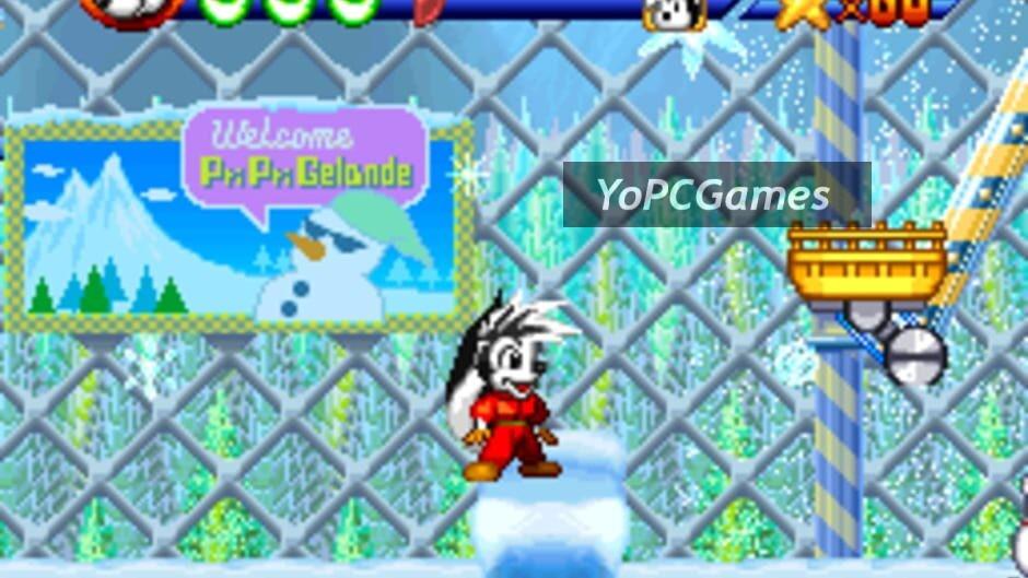 punky skunk screenshot 1