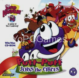 putt-putt joins the circus pc
