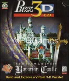 puzz 3d: neuschwanstein bavarian castle game