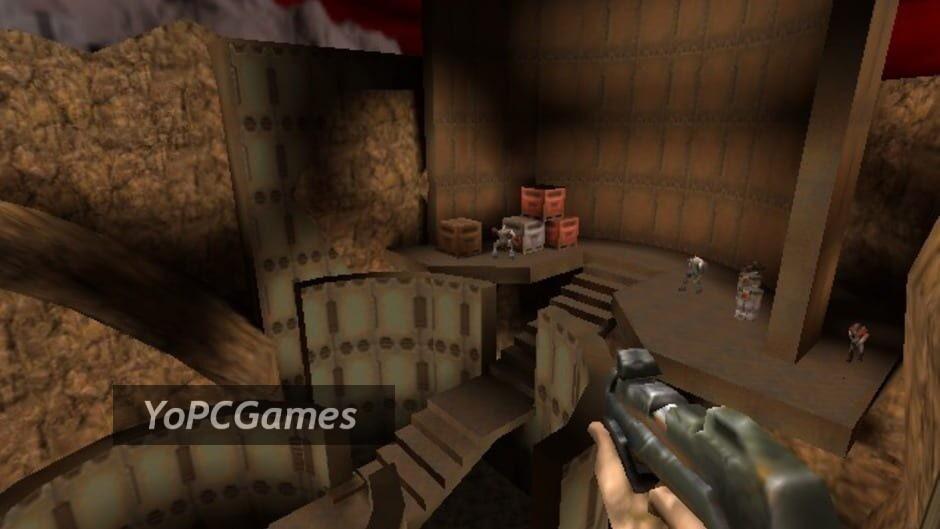 quake ii screenshot 3