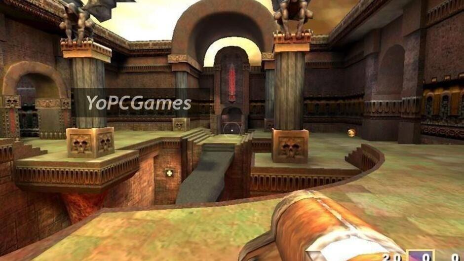 quake iii arena screenshot 4