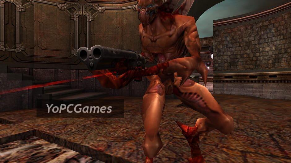 quake iii arena screenshot 5