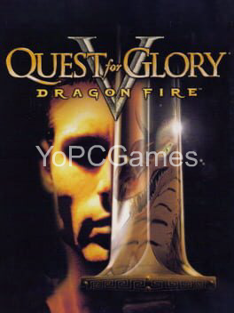quest for glory v: dragon fire game