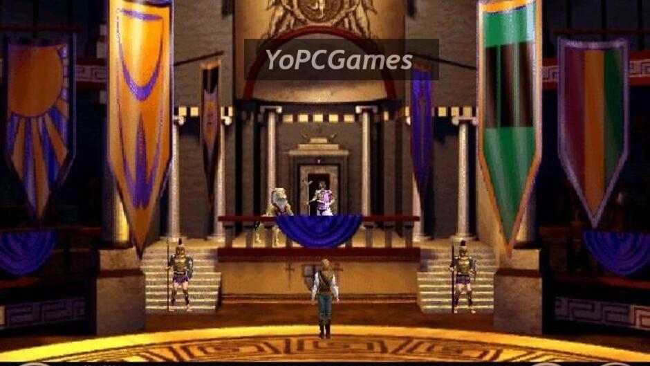 quest for glory v: dragon fire screenshot 2