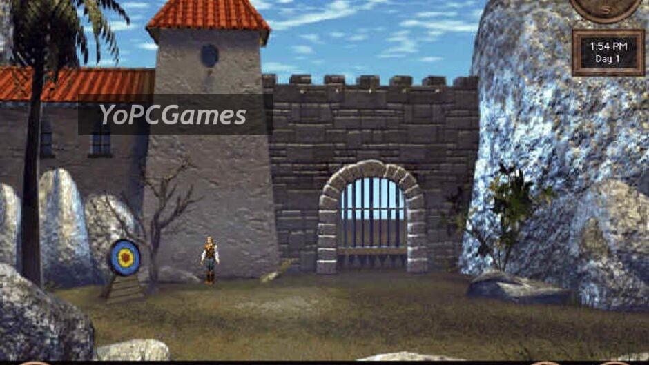 quest for glory v: dragon fire screenshot 3