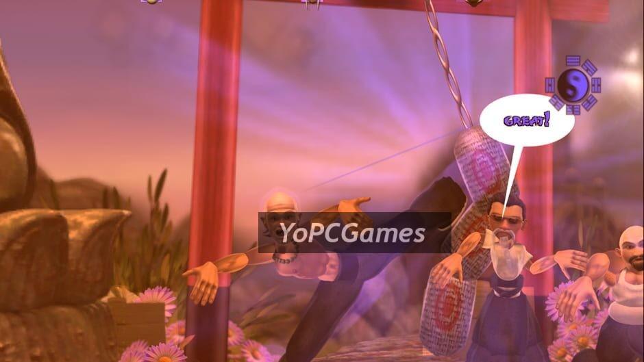 rag doll kung fu screenshot 2