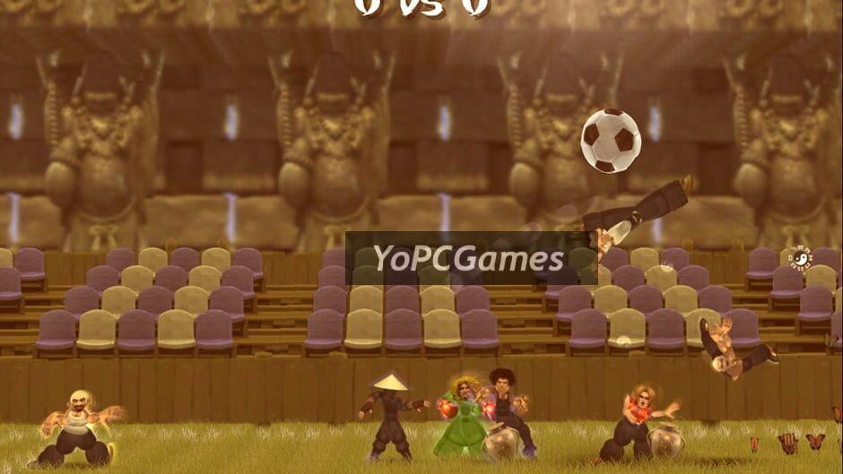 rag doll kung fu screenshot 3