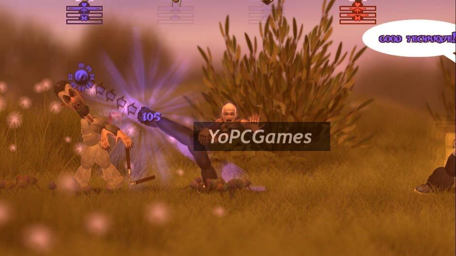 rag doll kung fu screenshot 5
