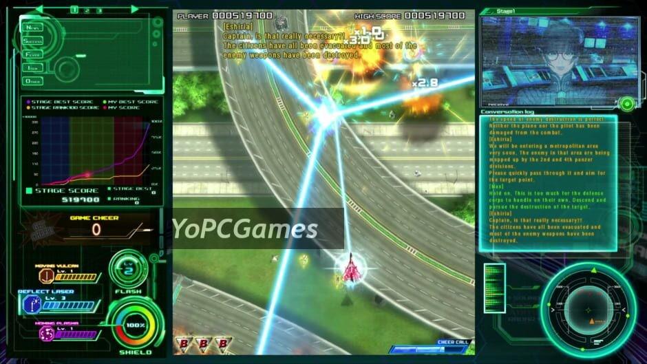 raiden v screenshot 4