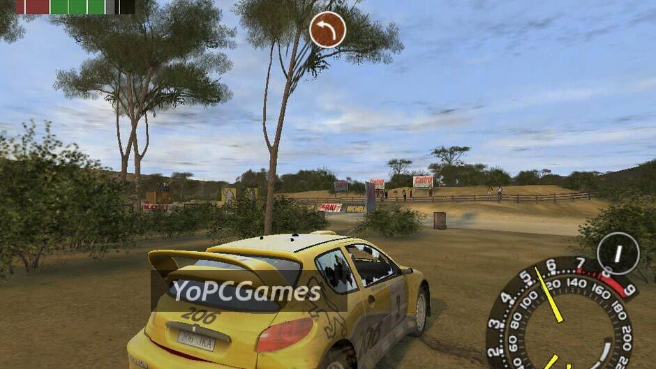 rallisport challenge screenshot 1
