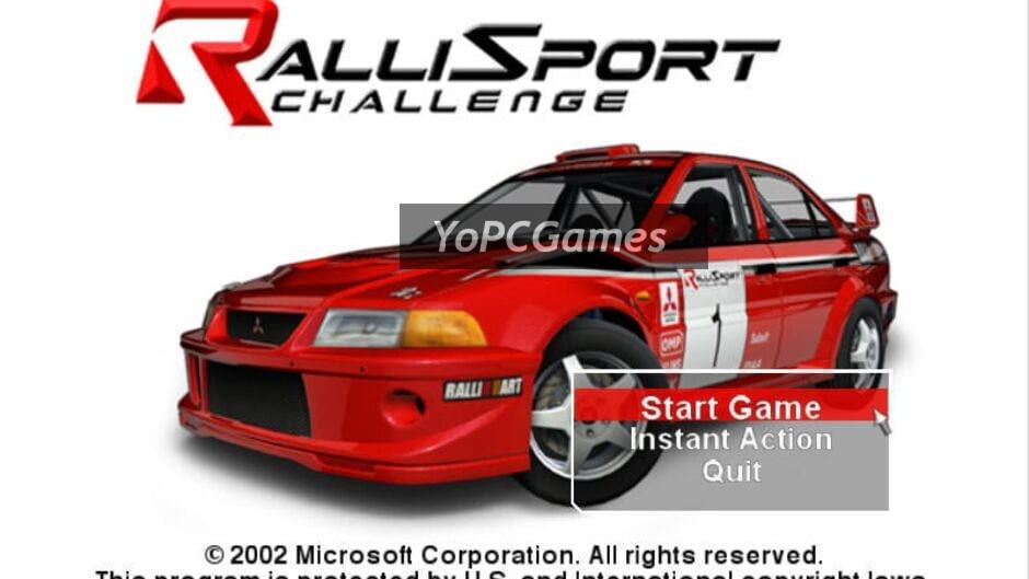 rallisport challenge screenshot 2