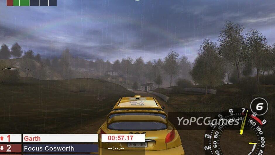 rallisport challenge screenshot 3