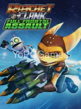 ratchet & clank: full frontal assault pc game