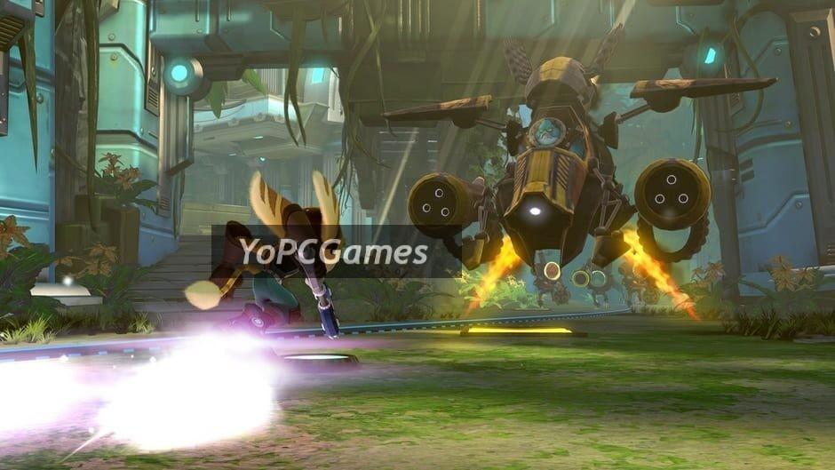 ratchet & clank: full frontal assault screenshot 1