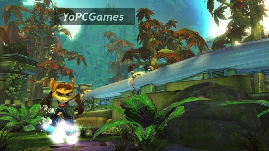 ratchet & clank: full frontal assault screenshot 2