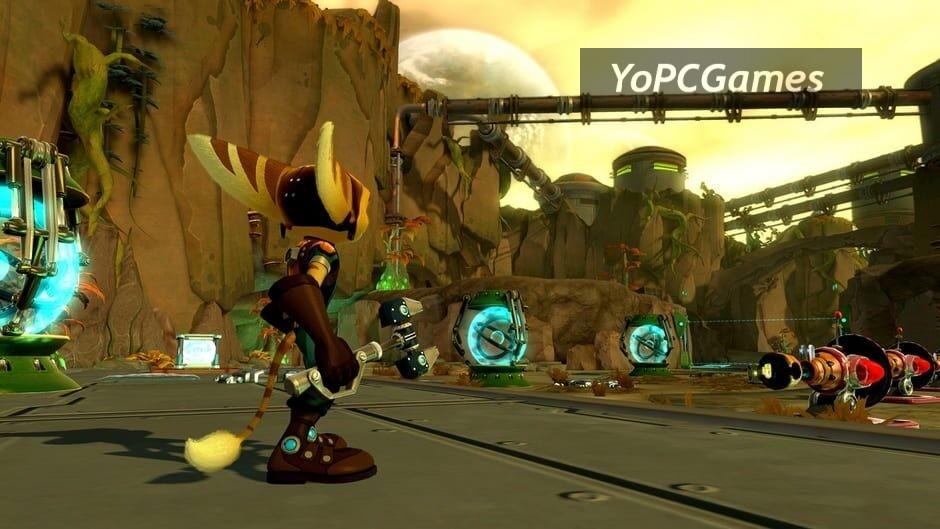 ratchet & clank: full frontal assault screenshot 4