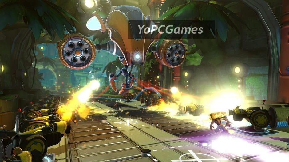 ratchet & clank: full frontal assault screenshot 5