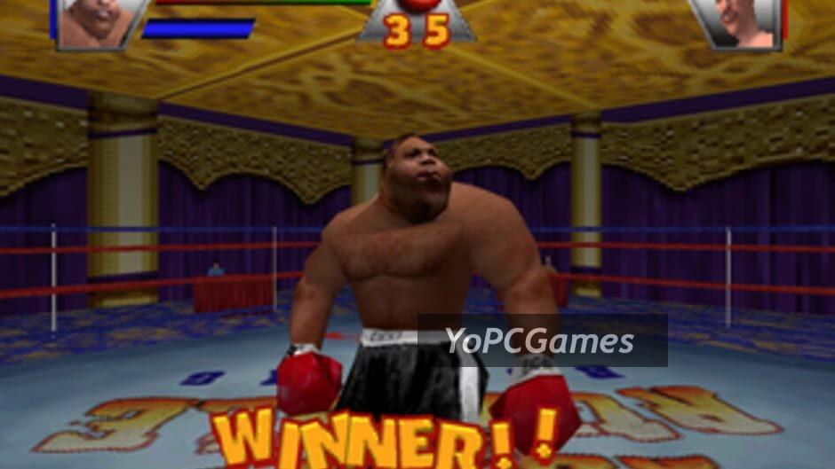ready 2 rumble boxing screenshot 1
