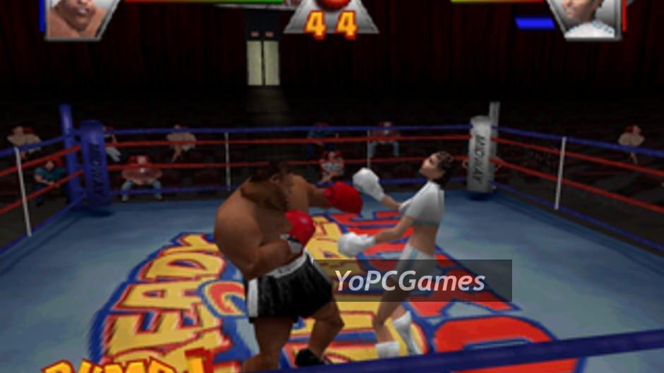 ready 2 rumble boxing screenshot 2