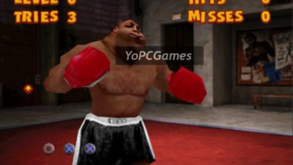 ready 2 rumble boxing screenshot 3