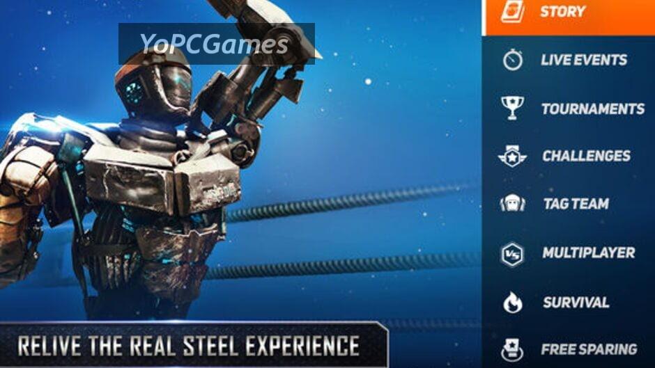real steel screenshot 3