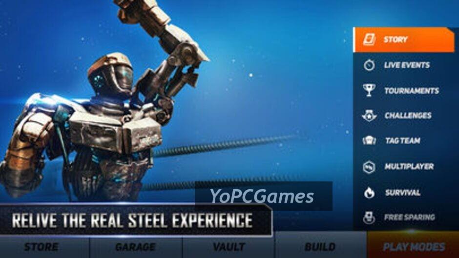 real steel screenshot 5