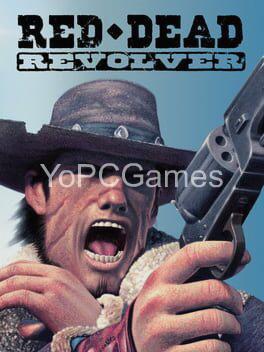 red dead revolver cover