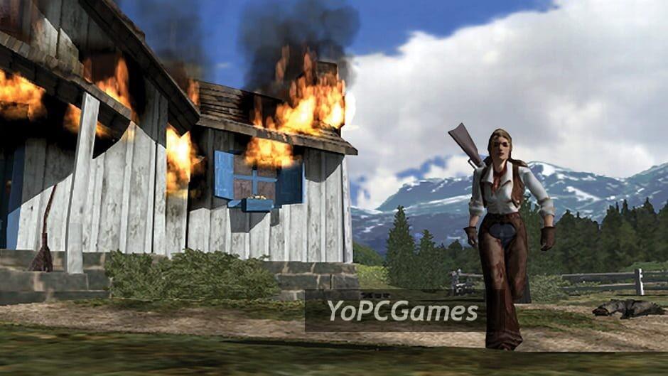 red dead revolver screenshot 3