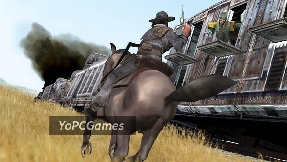 red dead revolver screenshot 4