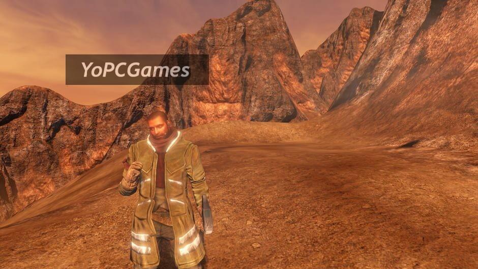 red faction: guerrilla screenshot 2