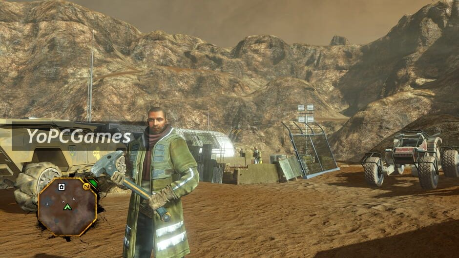red faction: guerrilla screenshot 3